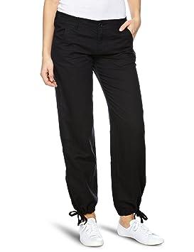 Détente Pantalon Roxy Unique Femme Taille Noir BrxeodC