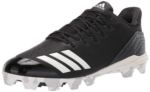 cheap for discount 410dc ca9ed adidas Men s Icon 4 Baseball Shoe Black Cloud White Carbon 8 M US