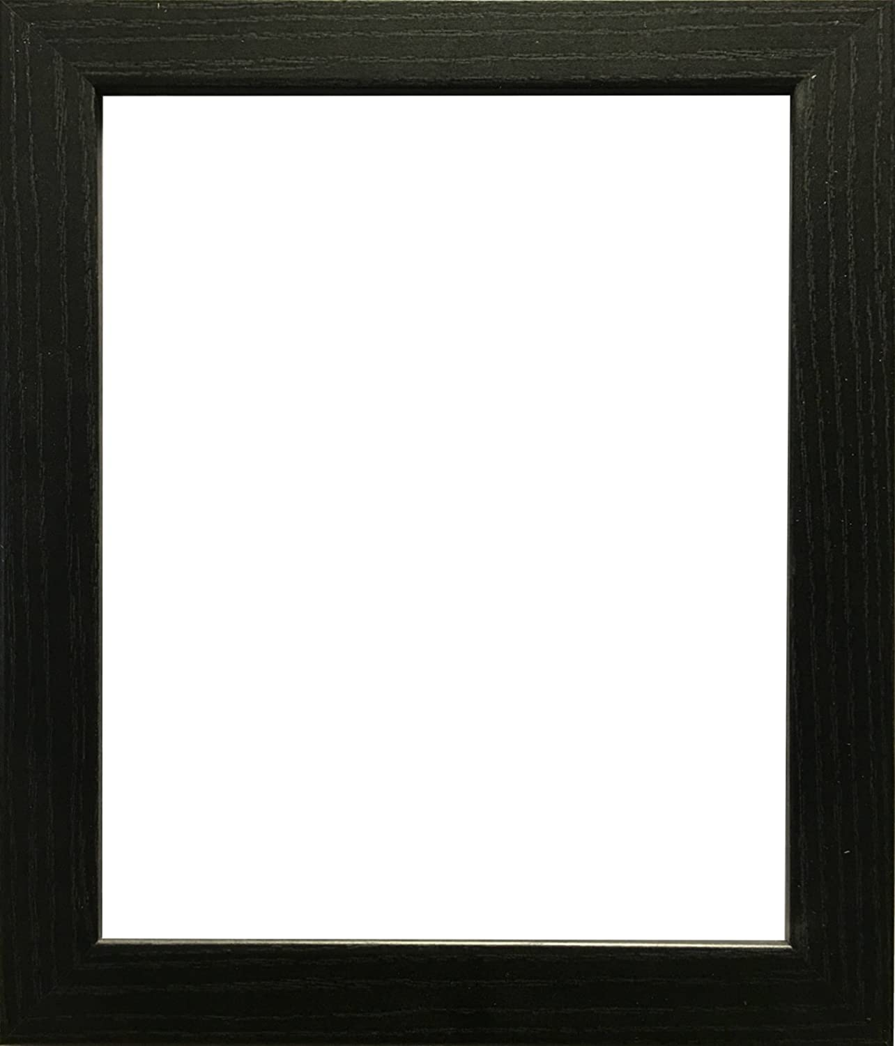 Convenient2you A2 Photo Frame Picture Frame Black Wood Wooden Effect A2 594x420 Mm Black Amazon Co Uk Kitchen Home