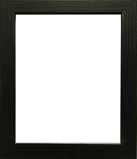 A1 A2 A3 A4 A5 A6 Picture Photo Frames Black Oak Wooden Effect A5