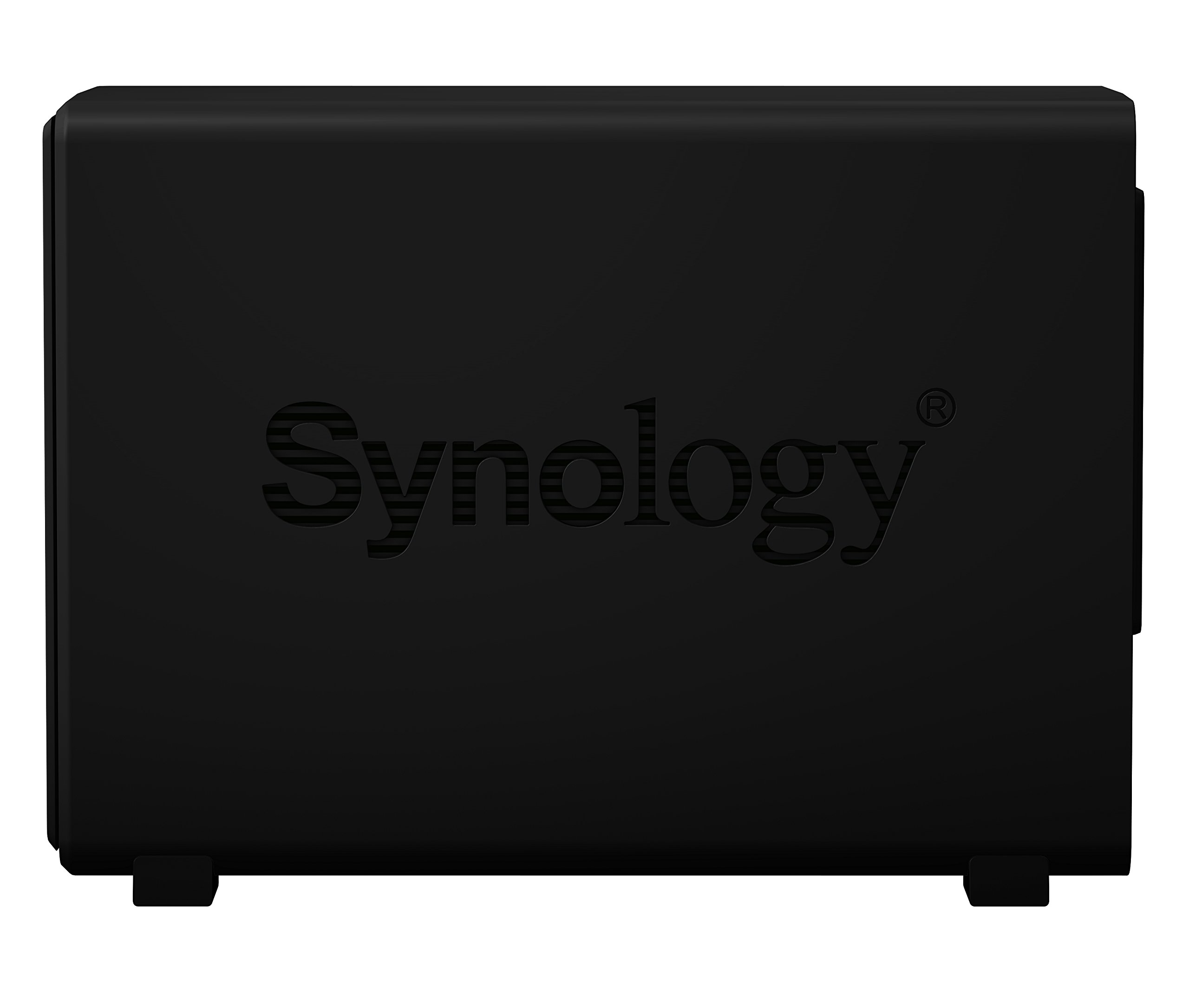 Synology 2 bay NAS Disk Station, DS218play (Diskless) 5 2-bay NAS with optimal multimedia solution for home users 4K video transcoding on the fly with 10 bit H.265 codec support. Operating Temperature : 5°C to 40°C (40°F to 104°F), Storage Temperature : -20°C to 60°C (-5°F to 140°F) Up to 112 MB/s and 112 MB/s sequential reading and writing throughput, respectively