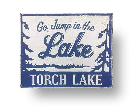 Monsety Torch Lake Michigan - Cartel de Michigan Lake (27,9 ...