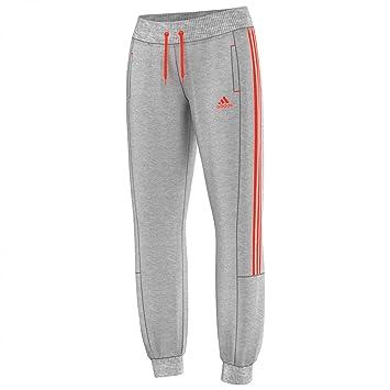 adidas Essentials 3S Seasonal Brushed - Pantalón de chándal para ...
