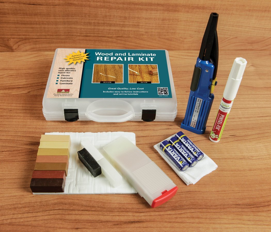 Wood and laminate repair kit amazon dailygadgetfo Gallery