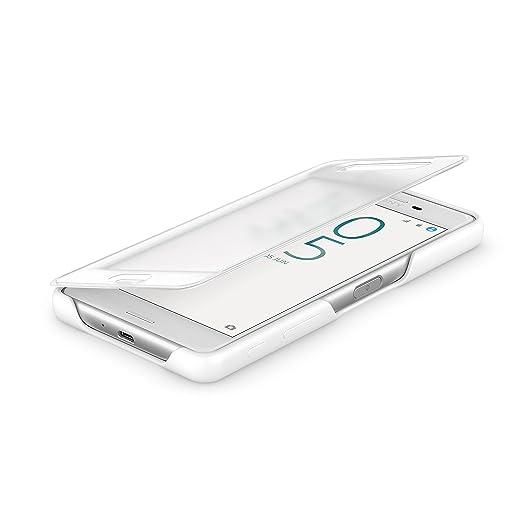 4 opinioni per Sony SCR56 Custodia Touch per Xperia X Performance, Bianco