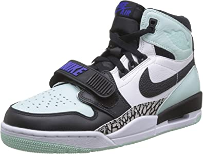 various design various design special section Nike Air Jordan Legacy 312, Chaussure de Basketball Homme: Amazon ...