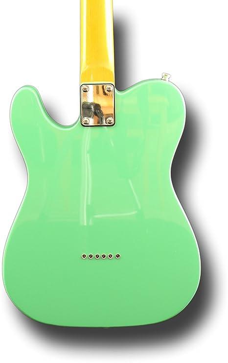 Chica Marvi-GN-guitarras malas o la guitarra eléctrica: Amazon.es: Instrumentos musicales