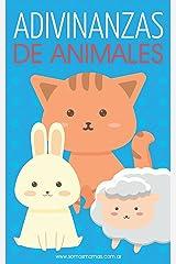 Adivinanzas de Animales: Adivinanzas para niños (Colección Adivinanzas Infantiles nº 2) (Spanish Edition) Kindle Edition