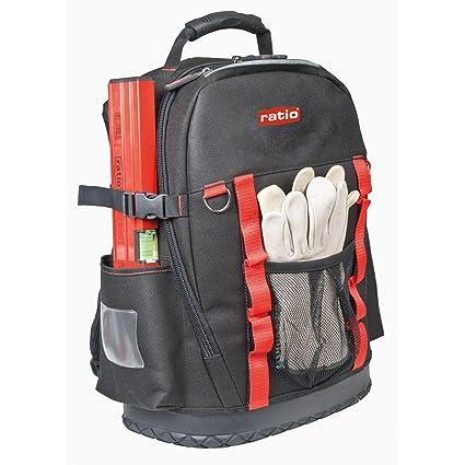 5055H8 - Mochila porta herramientas con lámina porta herramientas extraíble