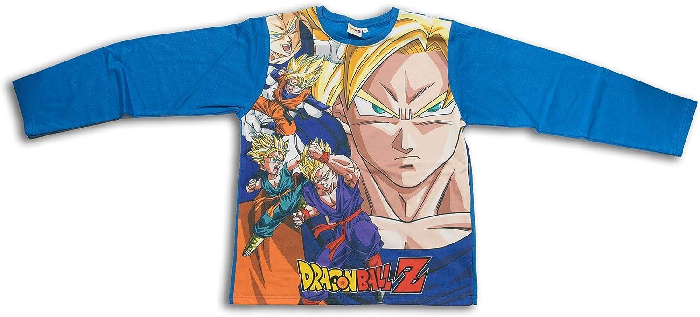 Pijama NIÑO Goku-Dragon Ball Z Talla 8: Amazon.es: Ropa