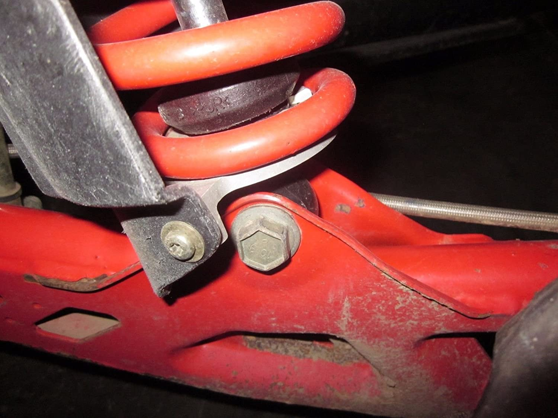 Polaris RZR 900 1000 Rear Shock Bolt and Trailing Arm Bolt 7519138 PAIR