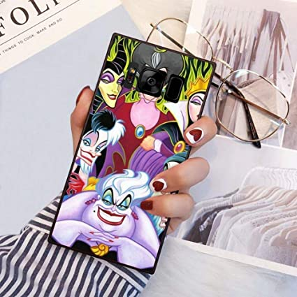 Case Cartoon Characters Disney Villains