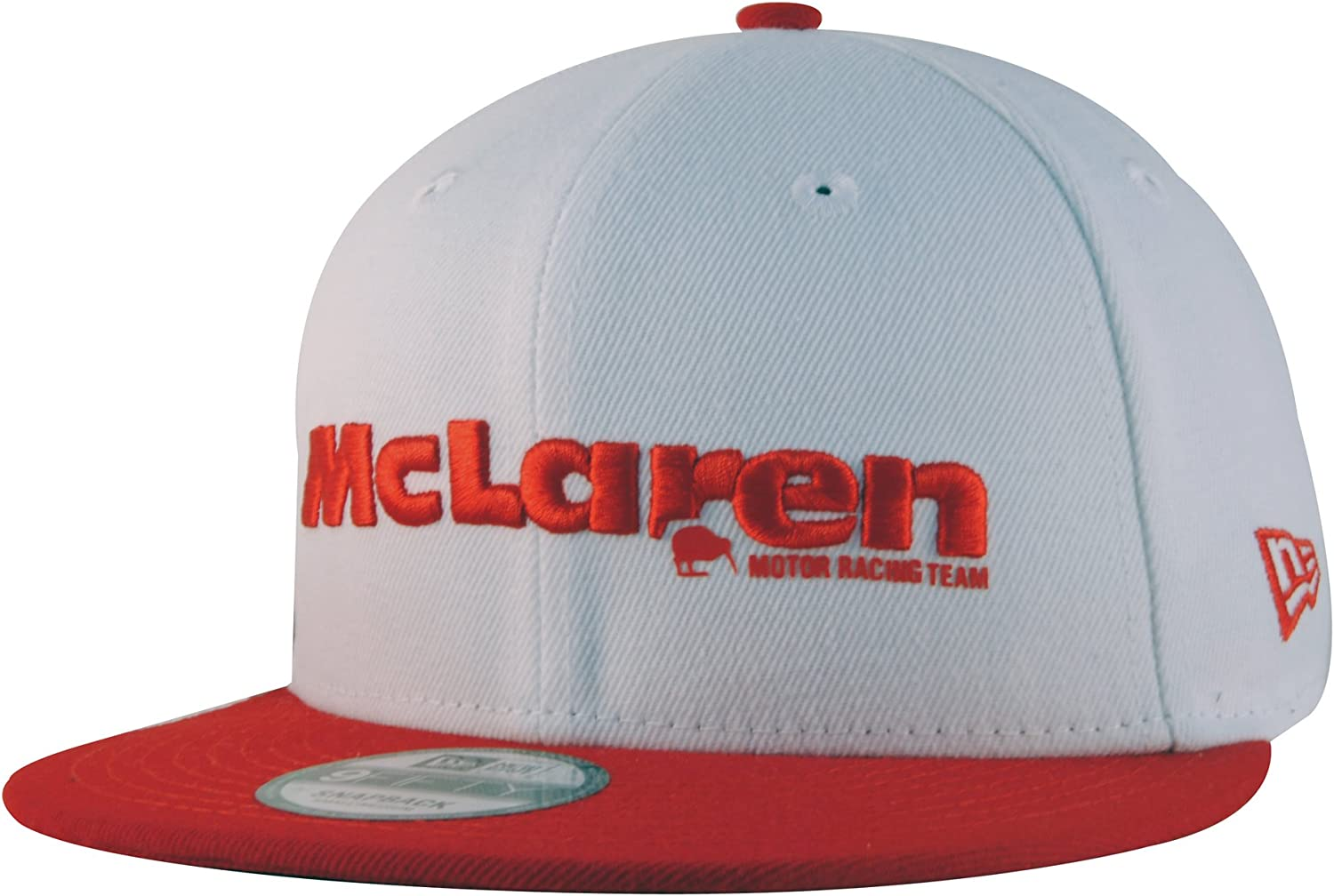 New Era 9Fifty F1 McLaren Honda Established 1963 Kiwi Blanco ...