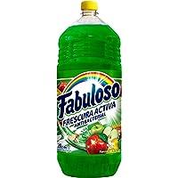Fabuloso Limpiador Líquido Fabuloso Antibacterial Frescura Profunda Pasión De Frutas 2 L, color, 2 L, pack of/paquete de