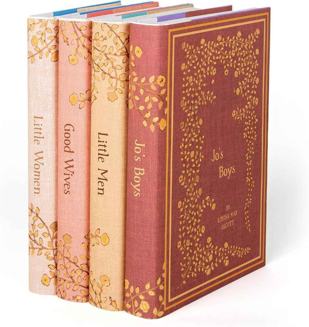 Amazon De Juniper Books Little Women Buch Set Mit 4 Bänden Hardcover Einband Set Mit Passgenauen