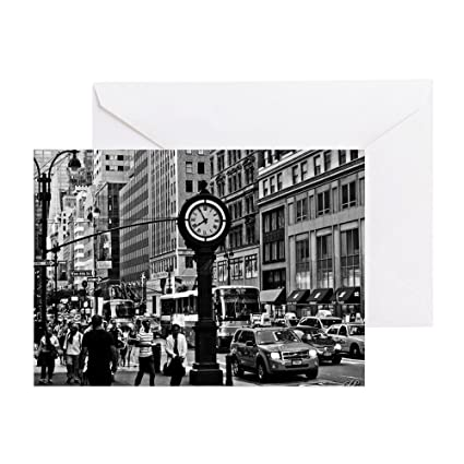 Amazon Cafepress Fifth Ave New York City Greeting Card