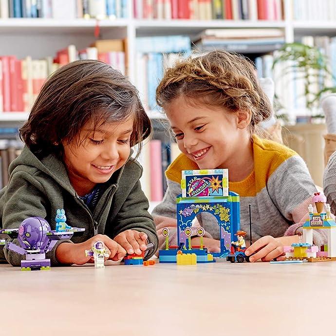 LEGO 乐高 10770 玩具总动员系列 巴斯光年和胡迪的狂欢节积木玩具 5.9折$29.69 海淘转运到手约¥252