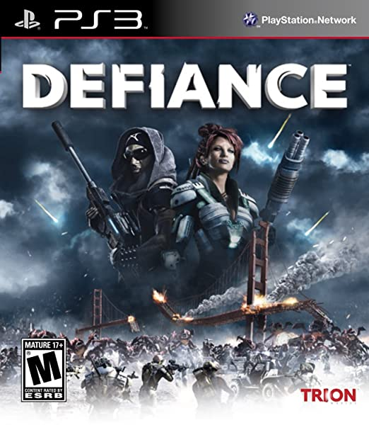 Amazon Com Defiance Playstation 3 Video Games