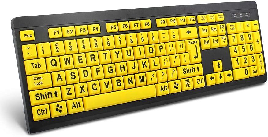 Color : Black Matilda520 USB Fashion Chocolate Multimedia Thin Notebook Desktop Computer Wired Keyboard Keyboard