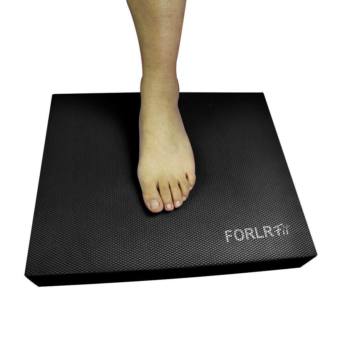Amazon.com: FORLRFIT Almohadilla de equilibrio para terapia ...