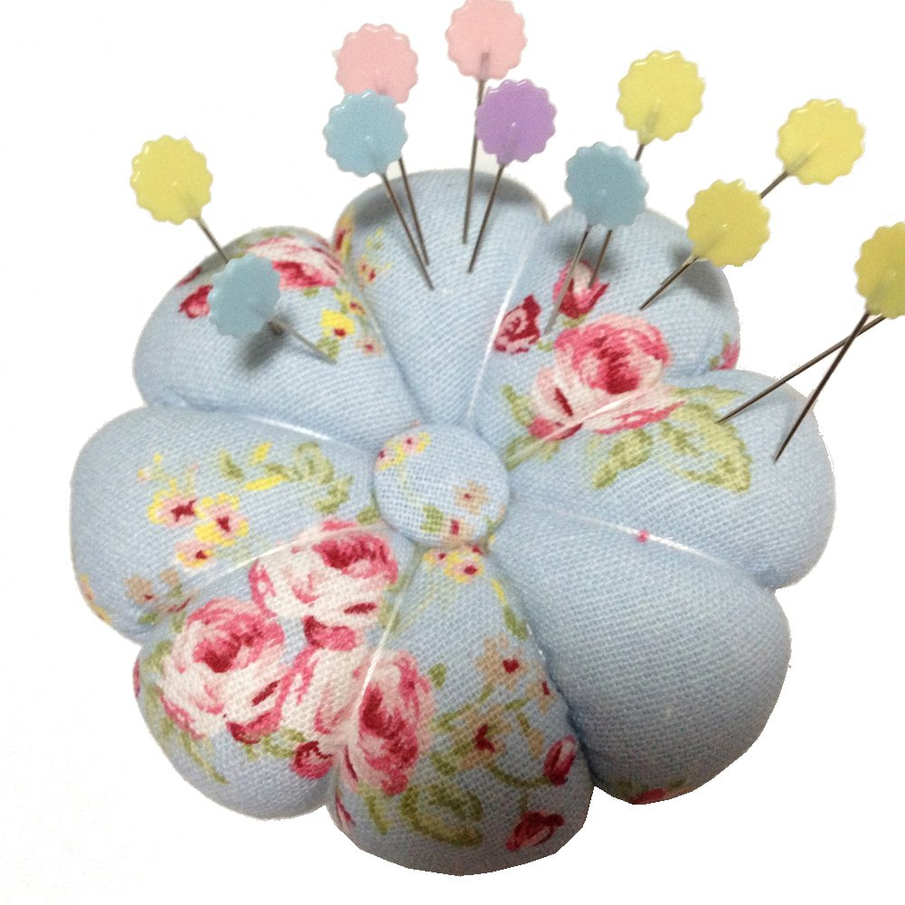 Rimobul 3.5-3.8 Pumpkin Needle Pin Cushion - Random Pattern BCAC15049