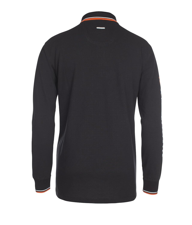 Xfore Camiseta Polo de Golf Kingston con Mangas largas para Hombre ...