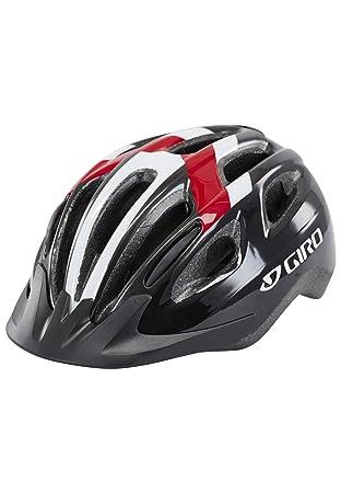 Giro Skyline II - Casco de Ciclismo para Hombre, Color Rojo (54-61