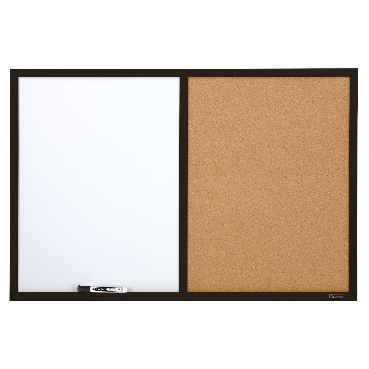 Amazon.com : Quartet Dry Erase Board & Cork Board Combination, 2 x 3 ...