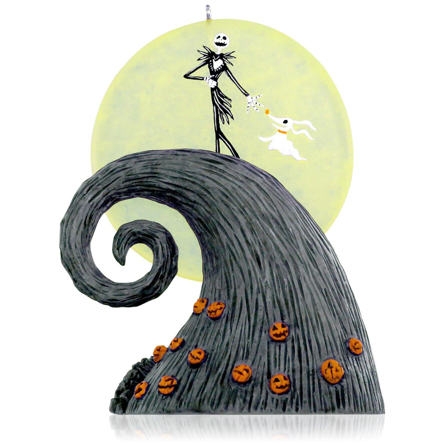 Hallmark Keepsake Ornament Disney Tim Burtons The Nightmare Before Christmas