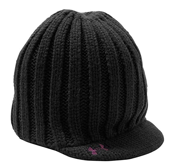 Image Unavailable. Image not available for. Color  Under Armour Women s UA  Short Brim Beanie efbaea480a9