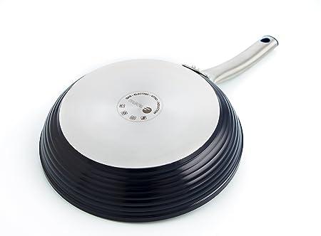 Fagor Neo Sartén, Aluminio Forjado, 18 cm, Inducción, Antiadherente tricapa