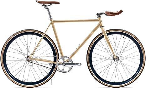 State Bicycle Core Model - Bicicleta de Carretera, Color Beige ...