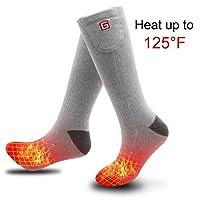 svpro 3.7tensione elettrica Sock Sport geheizte batteria al litio Cold Winter per uomo e donna
