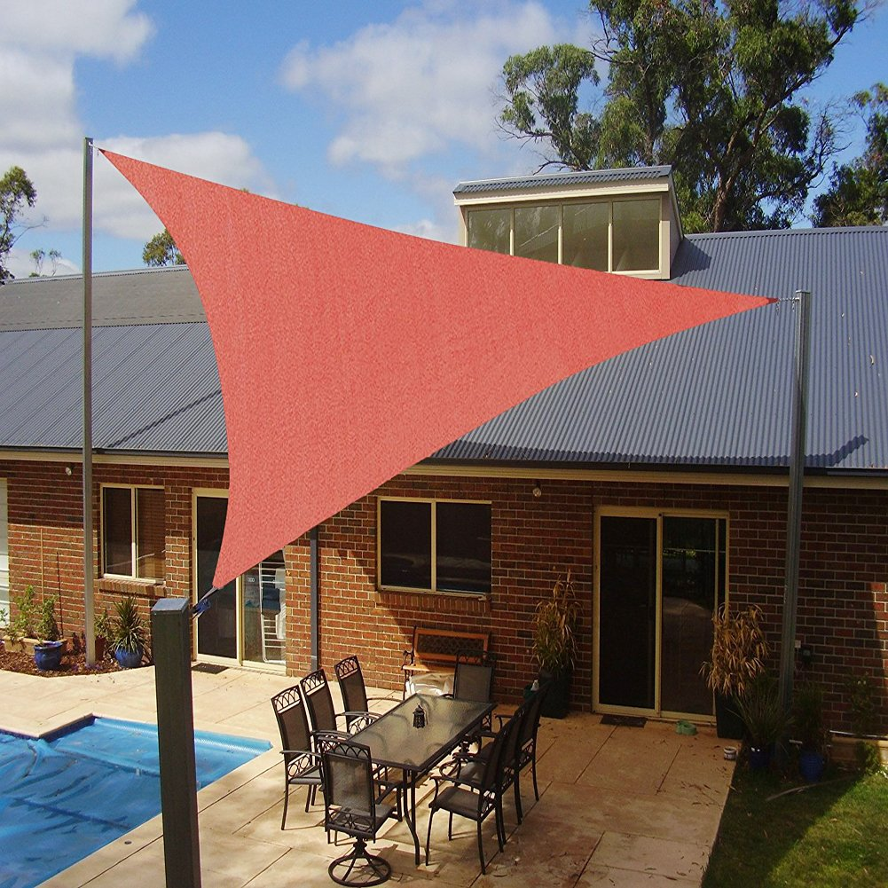 TRIANGLE garden awning//canopy 3m garden awning//canopy   3m TRIANGLE