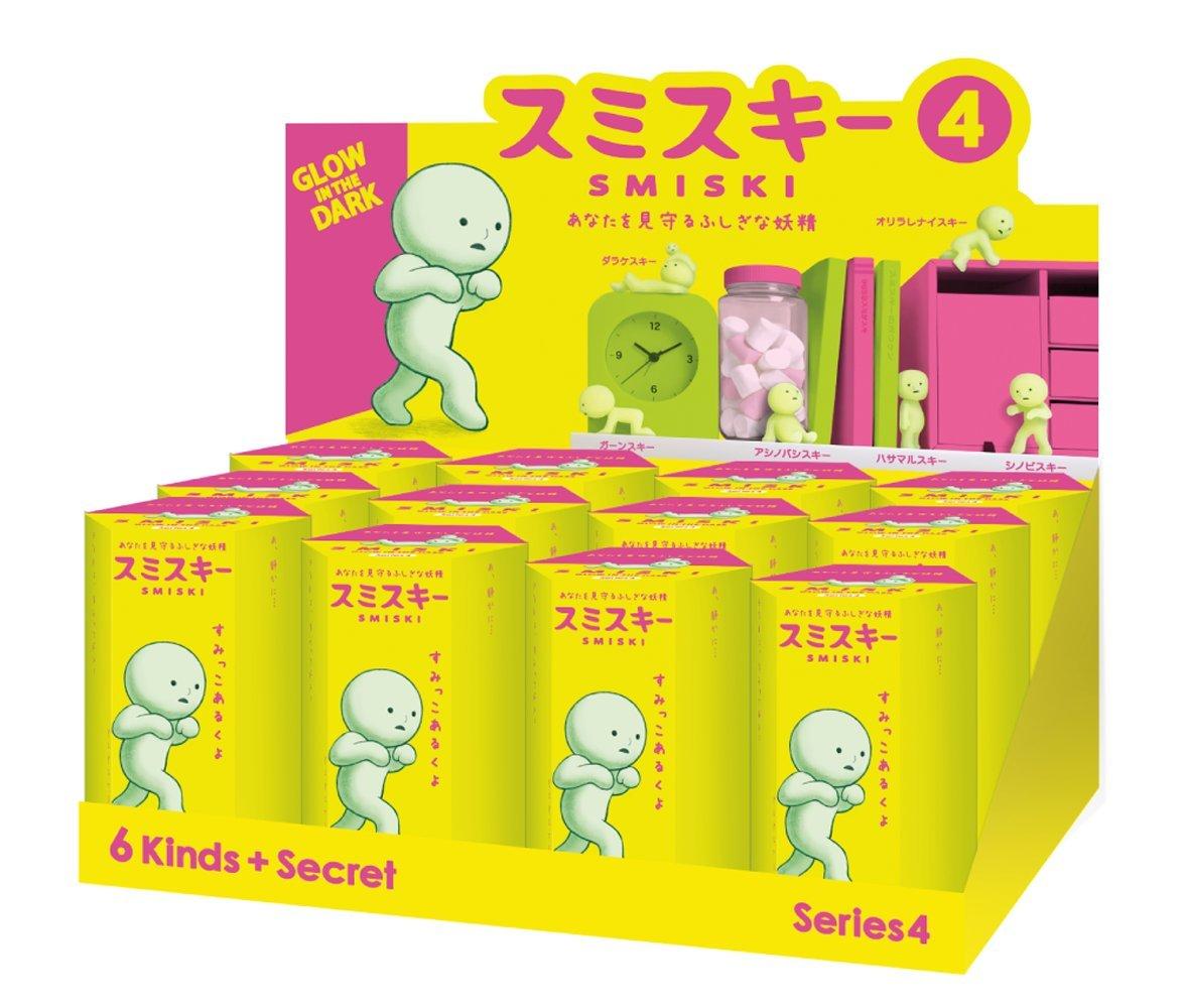 Smiski Series 4 Blind Box Mini Figure