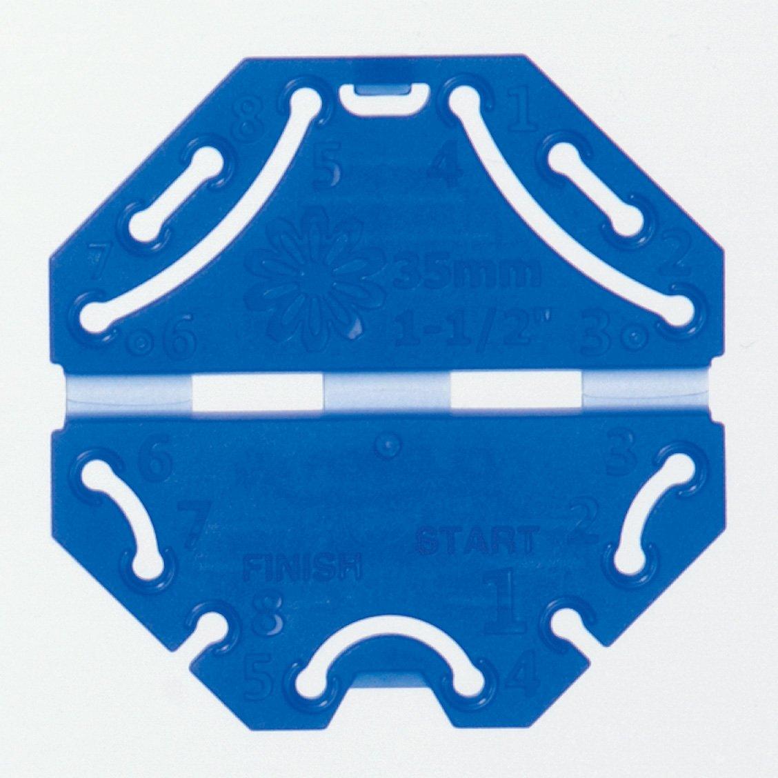 X-Small Clover 8491 Kanzashi Flower Maker Pointed Petal Quilt Pattern
