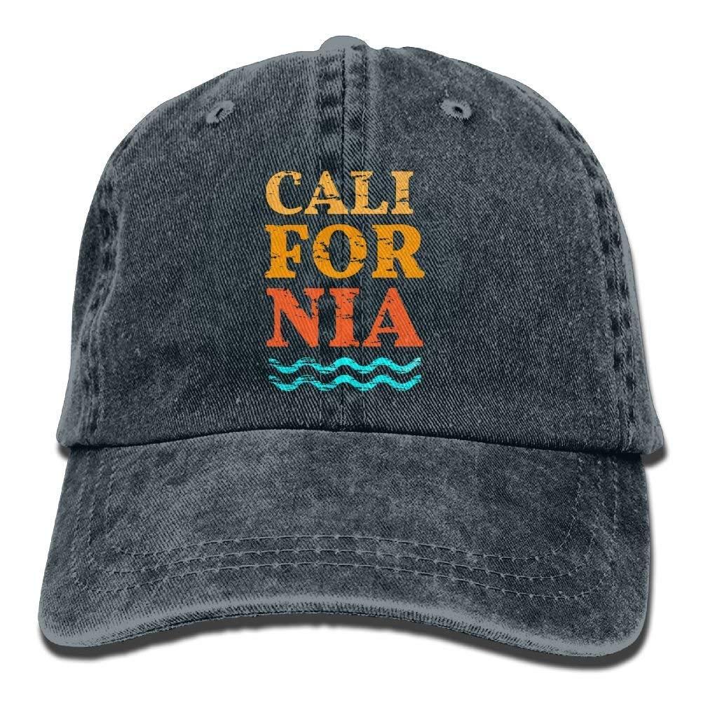 bowlife Grunge California Fit Denim Hat Trucker Hat