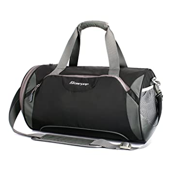 Travel Duffel Bag With Shoe CompartmentTrendsetter Overnight Swimming Gym