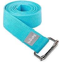Cinto Fita De Yoga Correia Para Alongamento 2.5 M X 38 Mm Bodhi