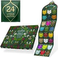 Pukka Herbs Thee-adventskalender 2020, Non-Chocolate Adventskalender, de perfecte adventskalender voor kerstliefhebbers…