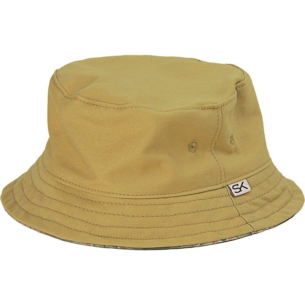 Stormy Kromer Unisex Bucket Hat, Khaki, S