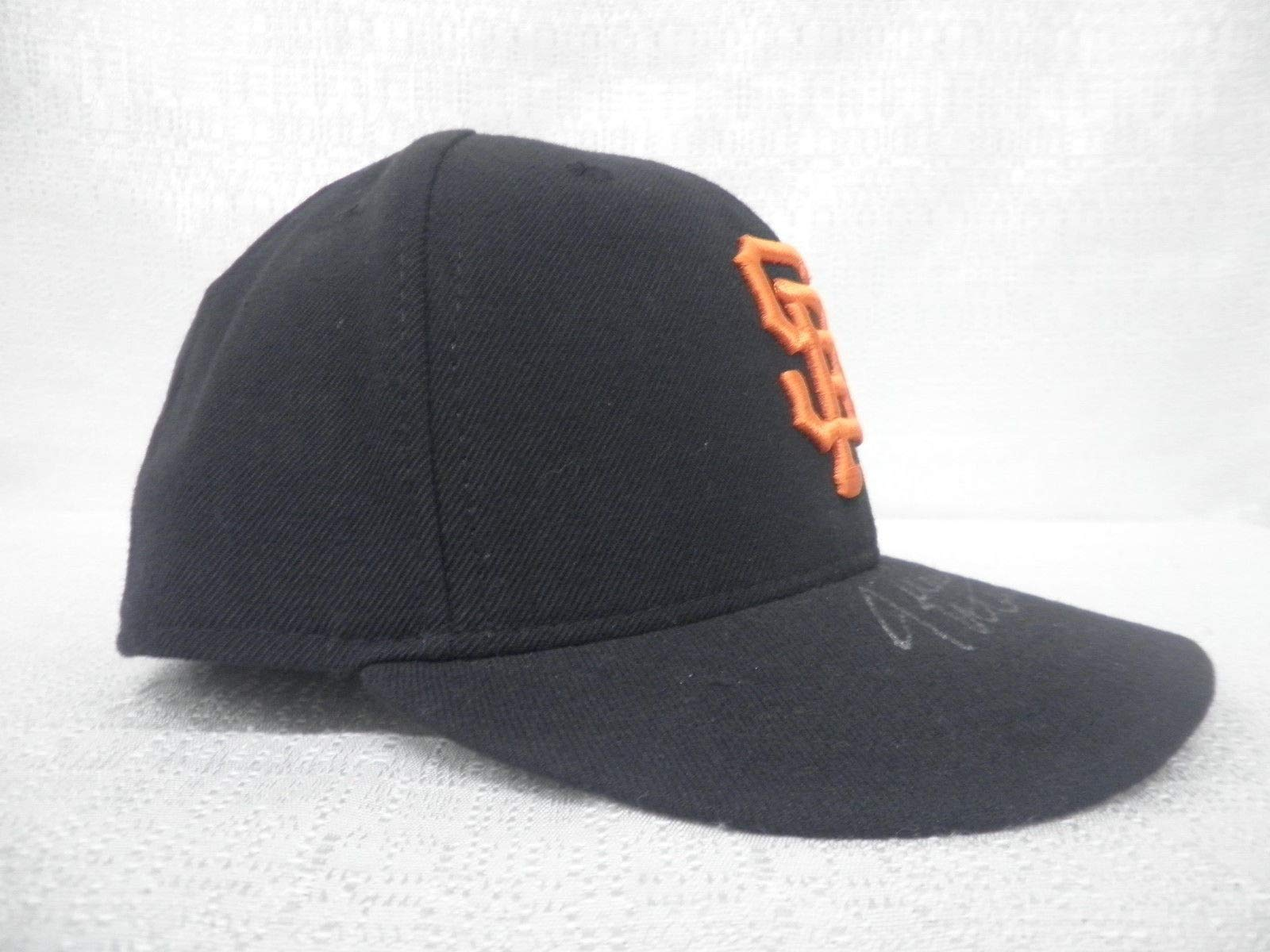 Juan Marichal Autographed Signed San Francisco Giants New Era 59/50 7 1/4 Cap Hat JSA Authentic