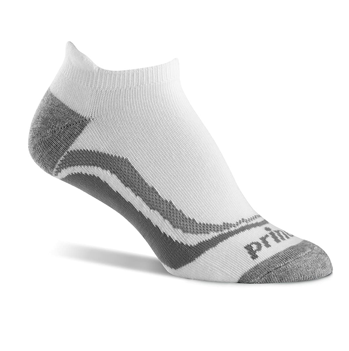 Prince Women/'s Low Cut Tab Athletic Socks with Cushion for Running and Casual Use Tennis 6 Pair Pack