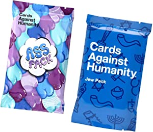 Cards Against Humanity Ass & Jew Packs