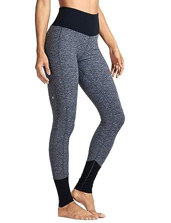 CRZ YOGA Womens High-Waist Tight Tummy Control Sports Yoga Jogger Lounge Legging