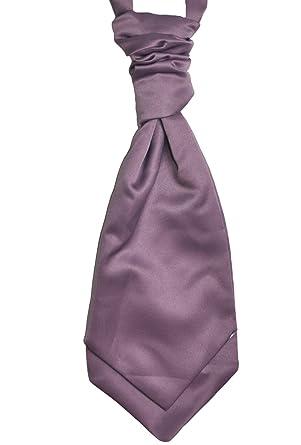 Para hombre Cravat, color malva STD: Amazon.es: Ropa y accesorios