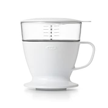 OXO Good Grips Pour Over Coffee Dripper With Auto Drip Water Tank