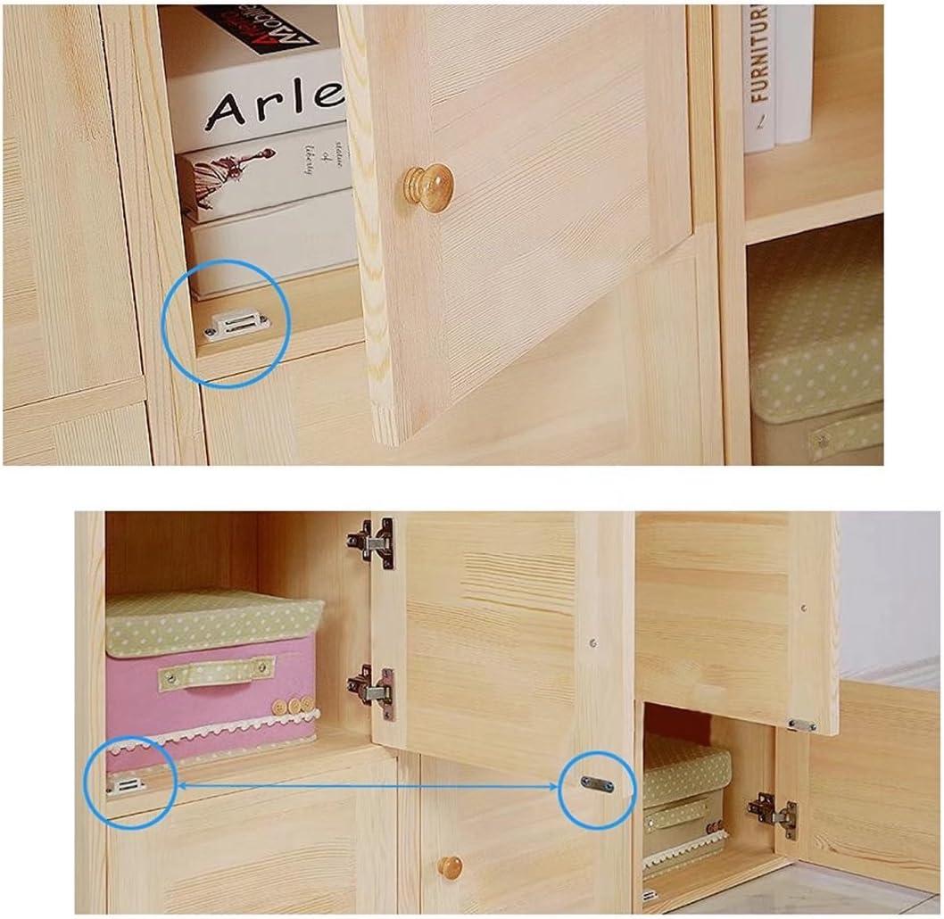 /6/kg de fuerza fuerte ricisung 10/x peque/ño mediano resistente armario Gabinete Puerta Cierre magn/ético Latch Home muebles cocina armario 3/