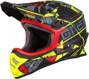 ONeal Helm 3Series Riff Schwarz Gr M