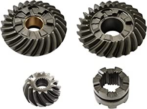 SPECIAL RATIO 1.78:1 - Lower Unit Gear Set, 1979-2005+ Johnson and Evinrude 150, 175, 185, 200, 225, and 235 hp Outboards 435020 5004938